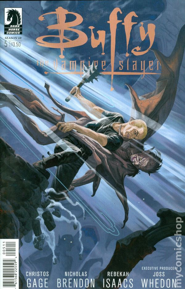Buffy the Vampire Slayer (2014 Season 10) #5A