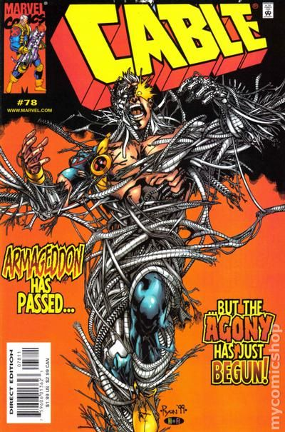 Cable (1993 1st Series) #78