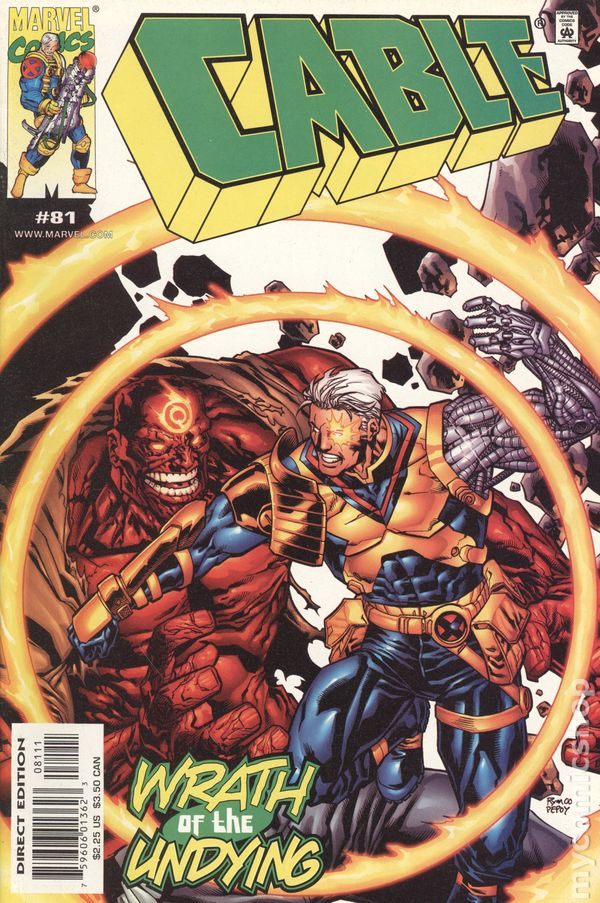 Cable (1993 1st Series) #81