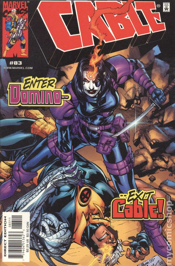 Cable (1993 1st Series) #83