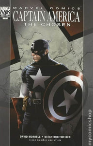 Captain America The Chosen (2007) #1B