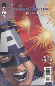 Captain America (2002 4th Series) #7