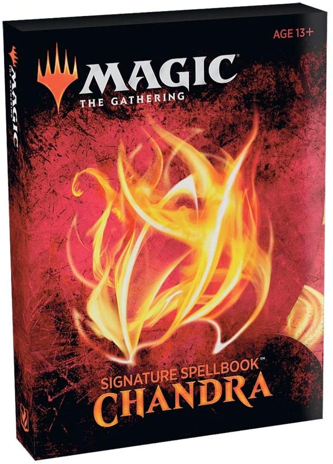 MTG: Chandra Signature Spellbook