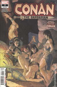 Conan the Barbarian (2019 Marvel) #7A