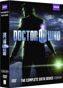 Doctor Who DVD set The Complete Sixth Series