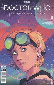 Doctor Who the Thirteenth Doctor (2018 Titan) #11A