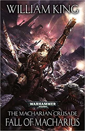 40k Fall of Macharius (The Macharian Crusade)