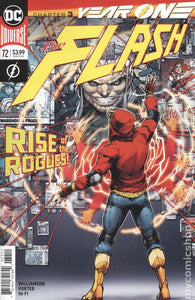 Flash (2016 5th Series) #72A