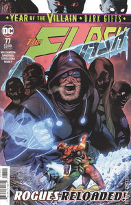 Flash (2016 5th Series) #77A