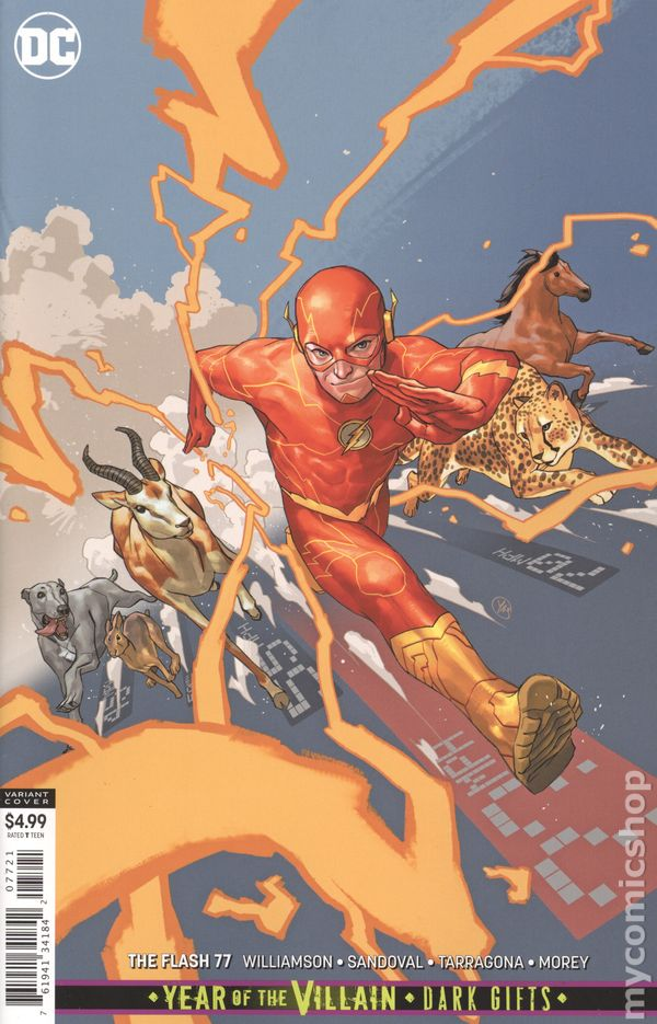 Flash (2016 5th Series) #77B