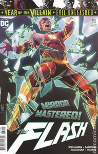 Flash (2016 5th Series) #78A