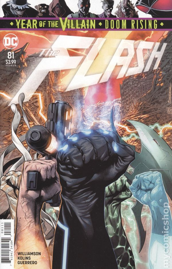Flash (2016 5th Series) #81A