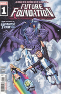 Future Foundation (2019 Marvel) #1A