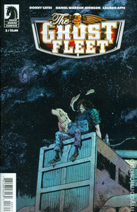 Ghost Fleet (2014 Dark Horse) #3