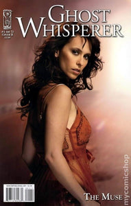 Ghost Whisperer The Muse (2008 IDW) #1-4 B Covers