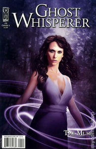Ghost Whisperer The Muse (2008 IDW) #1-4 A Covers