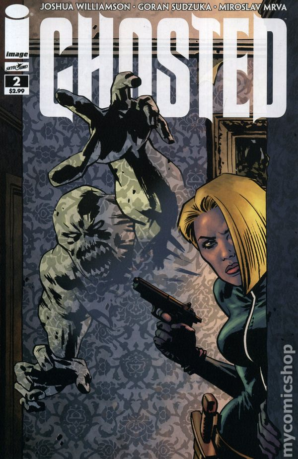 Ghosted (2013 Image) #2