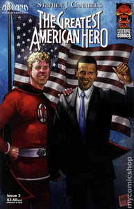 Greatest American Hero (2008 Arcana) #3