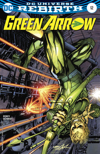 Green Arrow (2016-) #12 (Rebirth) (Variant Cover)