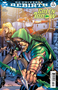 Green Arrow (2016-) #17 (Rebirth) (Variant Cover)