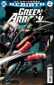 Green Arrow (2016-) #4 (Rebirth) (Variant Cover)