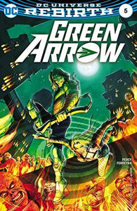 Green Arrow (2016-) #5 (Rebirth)