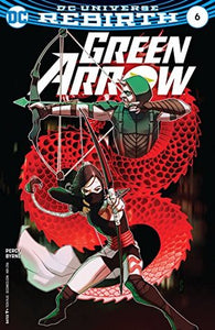 Green Arrow (2016-) #6 (Rebirth)