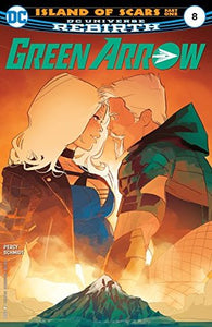 Green Arrow (2016-) #8 (Rebirth)