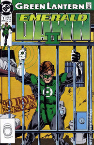 Green Lantern Emerald Dawn II (1991) #1-6 (Complete Set)