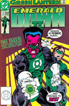 Load image into Gallery viewer, Green Lantern Emerald Dawn II (1991) #1-6 (Complete Set)