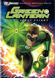 Green Lantern First Flight (DVD)