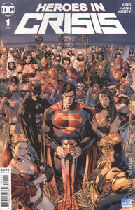 Heroes in Crisis (2018 DC) #1A