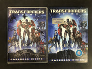 Transformers Prime: Darkness Rising DVD *SIGNED*