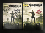 The Walking Dead Complete Third Season *SIGNED*