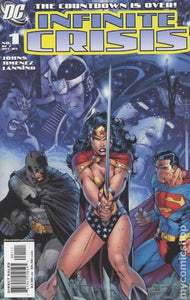 Infinite Crisis (2005) #1A Complete Set 1-7