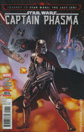 Journey to Star Wars The Last Jedi Captain Phasma (2017 Marvel) #1A