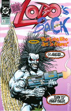 Load image into Gallery viewer, Lobo's Back (1992 DC) 1-4 (Complete Set)