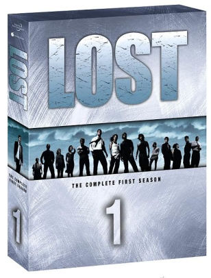 LOST The Coomplete First Season *USED*