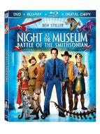 Night at the Museum: Battle of the Smithsonian DVD *NEW*