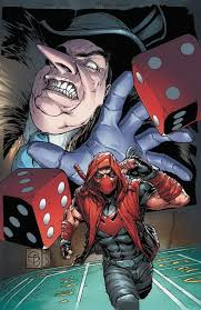Red Hood and the Outlaws (2016-) #32 (Variant Edition) Rare