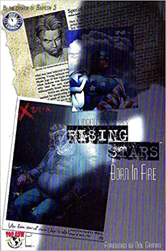 Rising Stars, Vol. 1: Born In Fire Paperback
