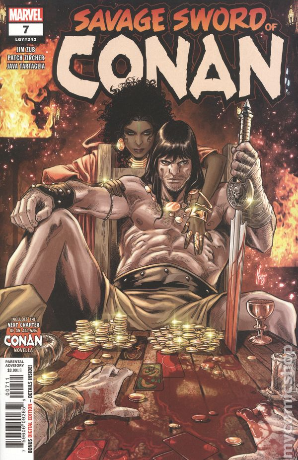 Savage Sword of Conan (2019 Marvel) #7A