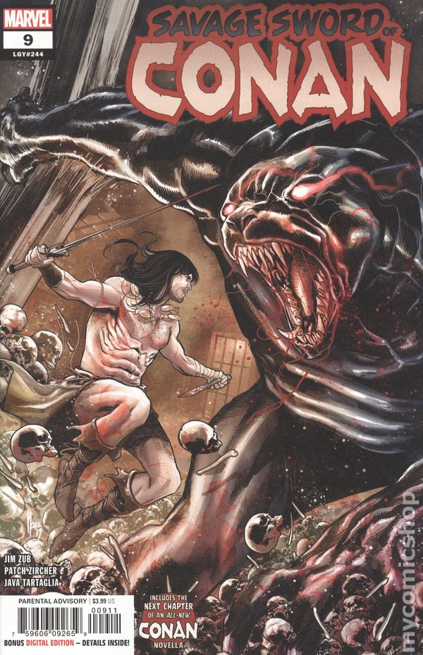 Savage Sword of Conan (2019 Marvel) #9A