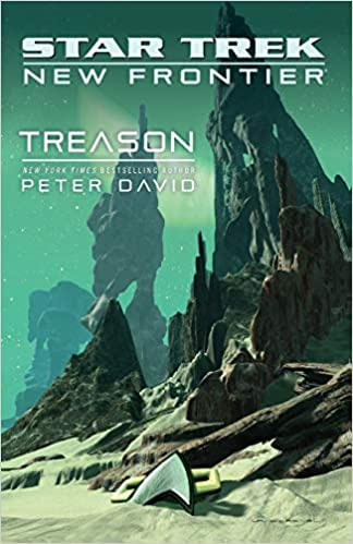 Star Trek New Frontier; Treason