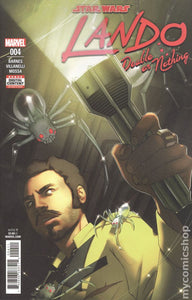 Star Wars Lando Double or Nothing (2018) #4A