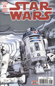 Star Wars (2015 Marvel) #36A