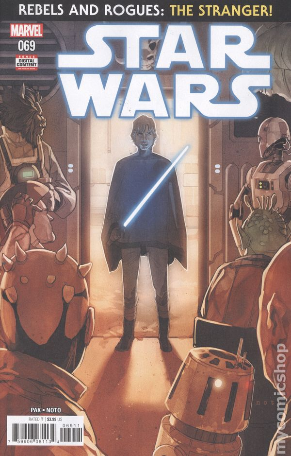 Star Wars (2015 Marvel) #69A