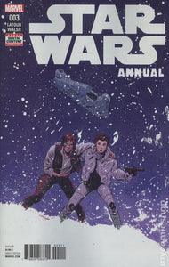Star Wars (2015 Marvel) Annual #3A