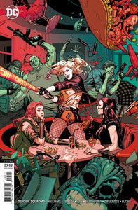 Suicide Squad (2016-) #45 (Variant Cover)