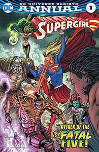 Supergirl Annual #1 (Rebirth)